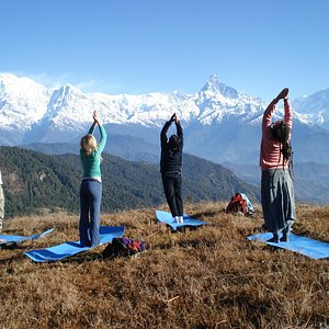 Yoga in Panchassee