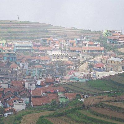 poomabarai village