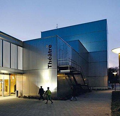 Théâtre de Vidy - lieu de création pour le théâtre contemporain