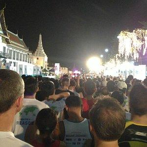 starting point of marathon