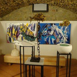 Jan Praet Art Gallery/Studio
