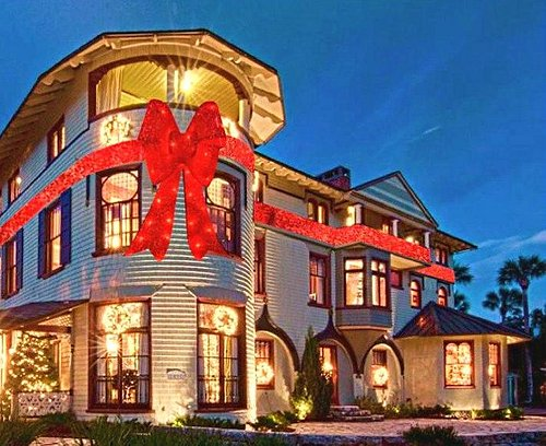 Stetson Mansion's Christmas
