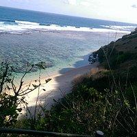 Gunung payung thd hidden beach