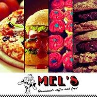 Enjoy at Mel 's!!!