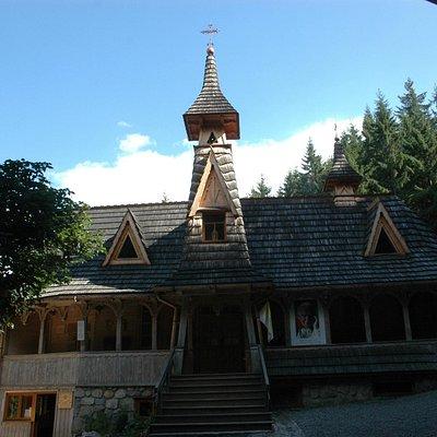 Wiktorówki Chapel