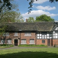 Clayton Hall - the only moated manor house in Manchester
