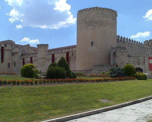Fachada norte del Castillo