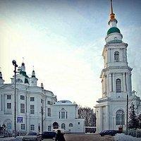 La Catedral y su campanario