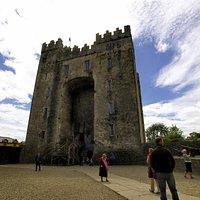 Zamek Bunratty