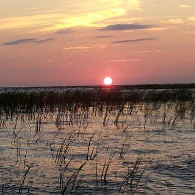 """Sunrise on the """"Big O"""""""