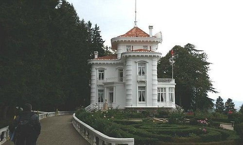 Ataturk's Villa or House