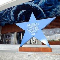 Museu FC Porto - Entrada
