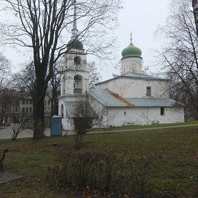 Церковь Анастасии Узорешительницы (Римлянки). Снято 15.11.2014
