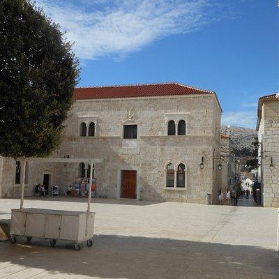 Pag, il palazzo ducale col museo dei merletti