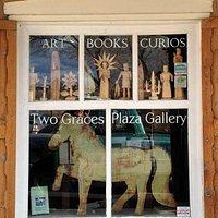 Two Graces Plaza Gallery, Ranchos de Taos, NM