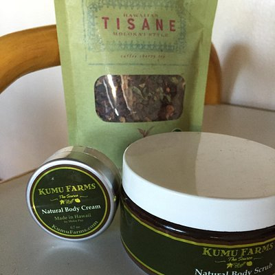 Body care products & tea