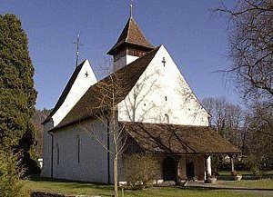 splendido gioello Kirche Scherzlingen!