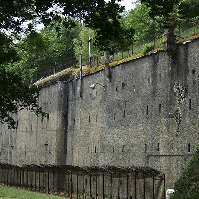 Caserne principale du fort
