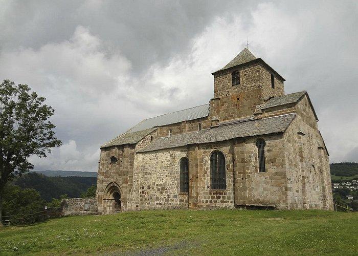 Chapelle romane des Bredons