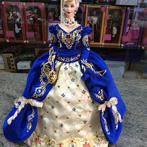Barbie Fabergé