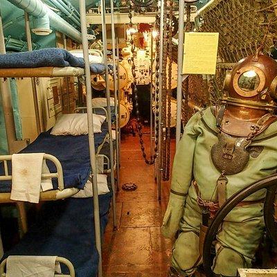 Вытегра, подводная лодка Б440