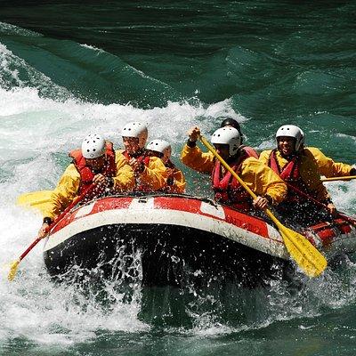 Viví tu mejor Aventura!! 100% Rafting Adventure!