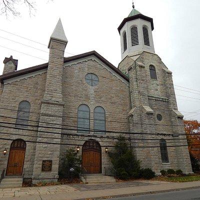 First Presbyterian Church of Lockport