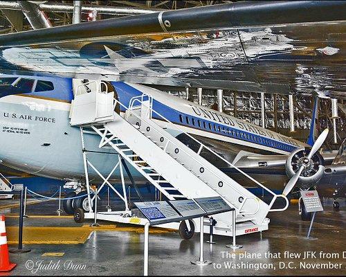 Plane that carried JFK