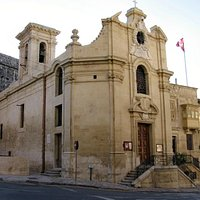 Our Lady of Victories Church - Valletta