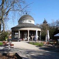 Das Teehaus in Stuttgart