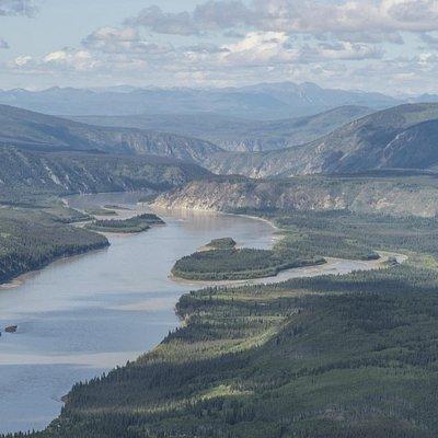 Yukon zur anderen Seite