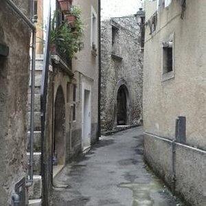 strade del centro