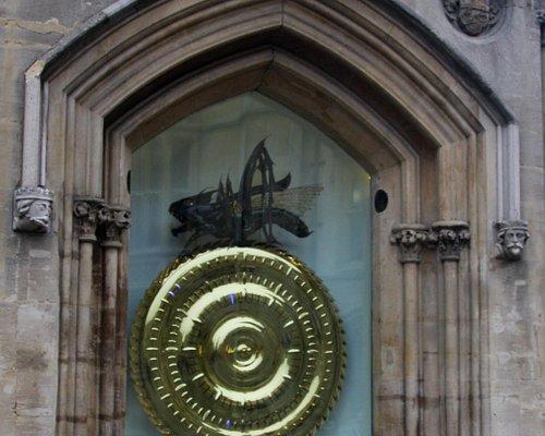 The magical clock