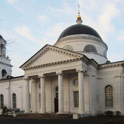 Храм Иоанна Предтечи во Фряново