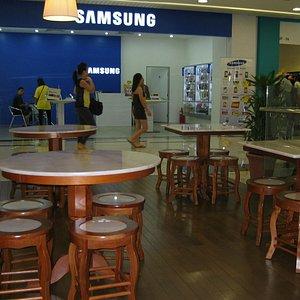 Samsung, Main Place