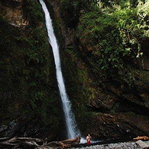 Mt. Meru Waterfall