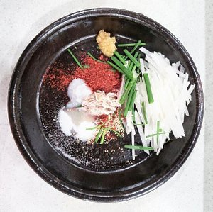 Kimchi from scratch