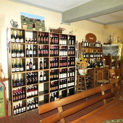 Agricola Gaviol - богатый выбор вин