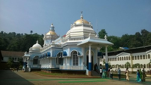 Mangeshi Temple