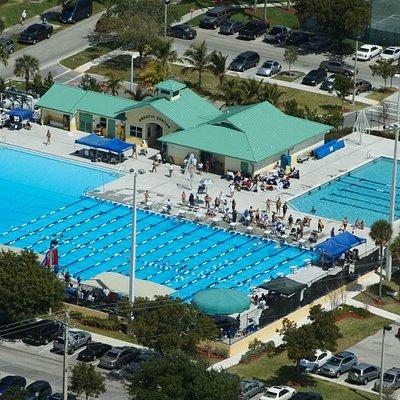 State-of-the-Art Pompano Aquatics Complex