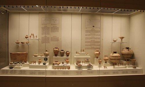 Museu Arqueológico de Micenas.