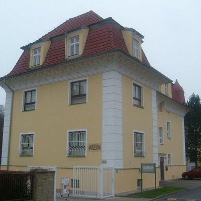 Mestske Muzeum Frantiskovy Lazne