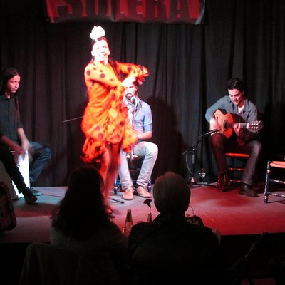 Cuadro flamenco