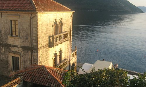 Perast Museum (in the Bujovic Palace)