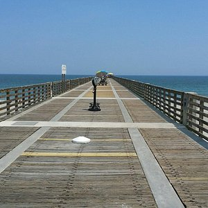 Nice and clean pier...