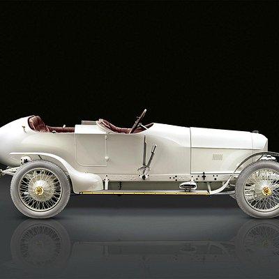 Austro-Daimler »Prinz Heinrich«, 1910