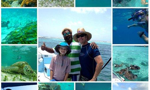 Caveman Snorkeling Tours - Caye Caulker, Belize C.A,