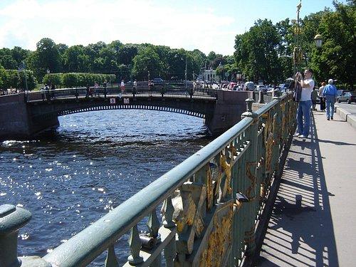 Пантелеймоновский мостик