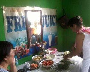 Sarmila's cooking course