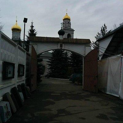 Храм Рождества Пресвятой Богородицы в Старом Симонове